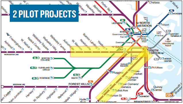Reimagining Our Commuter Rail System With Urban Rail A Better City